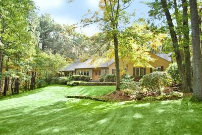 Lincoln Single Family Home For Sale: 3 Smith Hill Road