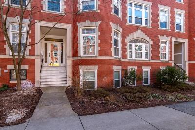Brookline Condo/Townhouse For Sale: 6 Strathmore Rd #C