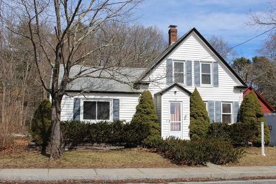 Mansfield Single Family Home For Sale: 31 Balcom Street
