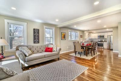 Stoneham Single Family Home For Sale: 101 Park Street #101