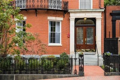 Condo/Townhouse For Sale: 5 Joy Street #PH