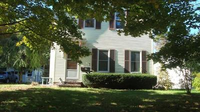 West Bridgewater Single Family Home For Sale: 15 Charles Street