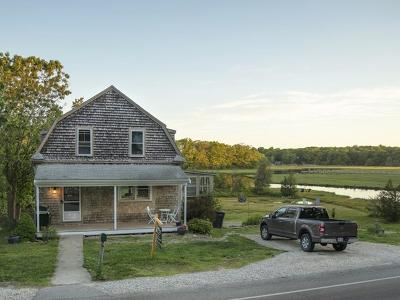 Hingham, Hull, Scituate, Norwell, Hanover, Marshfield, Pembroke, Duxbury, Kingston, Plympton Single Family Home For Sale: 280 Gannett Rd