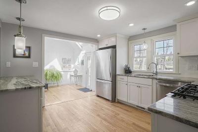 Cohasset Single Family Home For Sale: 6 Buttonwood Ln