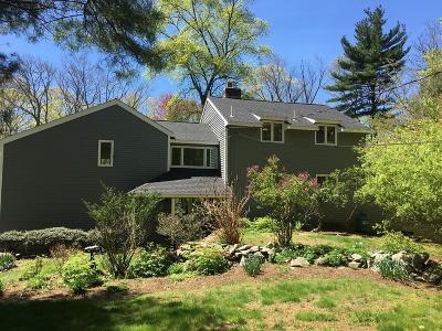 Sherborn Single Family Home For Sale: 45 Green Lane