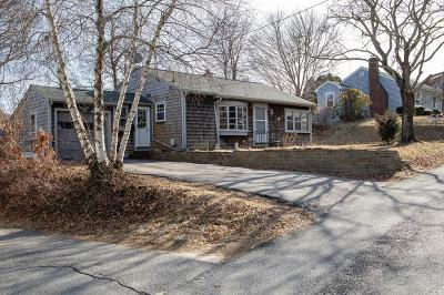 Plymouth Single Family Home For Sale: 26 Hall St