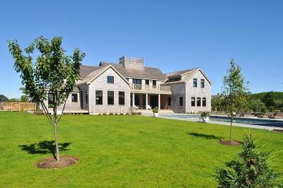 MA-Nantucket County Single Family Home For Sale: 10 Eat Fire Spring Road