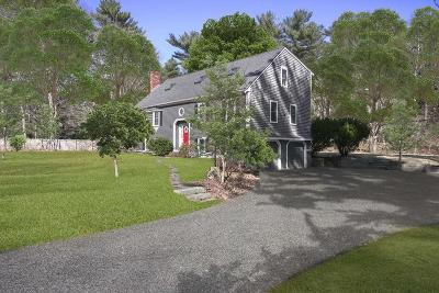 Duxbury Single Family Home For Sale: 575 Lincoln St