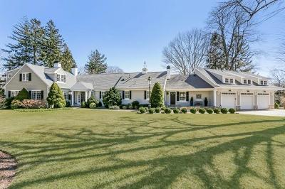 Duxbury Single Family Home For Sale: 153 Washington Street