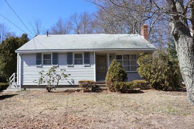 Holbrook Single Family Home Under Agreement: 220 Weymouth