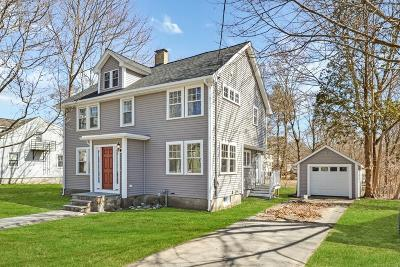Concord Single Family Home For Sale: 218 Commonwealth Avenue