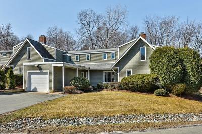 Milton Condo/Townhouse For Sale: 3 Quisset Brook Rd #3
