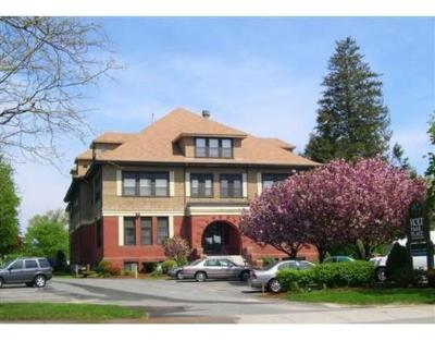 Holbrook, Abington, Rockland, Whitman Condo/Townhouse For Sale: 110 South Ave #22