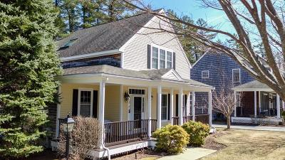 Norwell MA Single Family Home Back On Market: $669,000