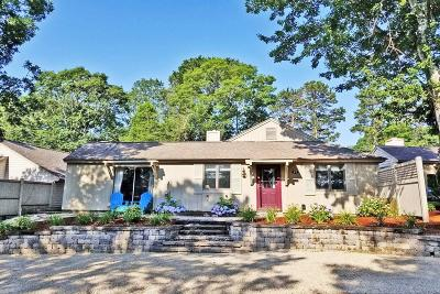 Mashpee Single Family Home For Sale: 12 Brassie Way
