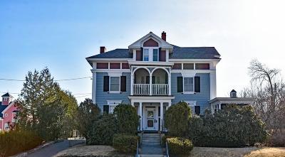 Lowell Single Family Home For Sale: 100 Livingston Ave