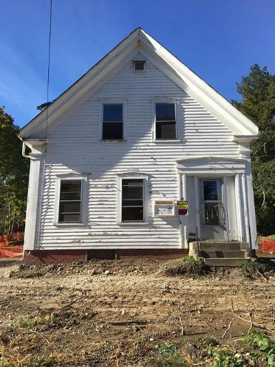 Reading Single Family Home For Sale: 24 Grove Street