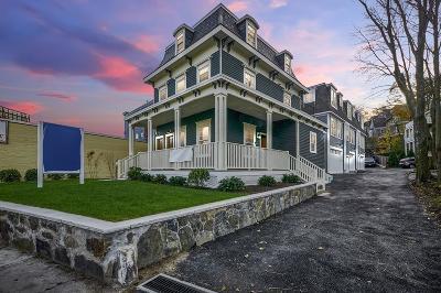 Condo/Townhouse For Sale: 145 Stoughton Street #3