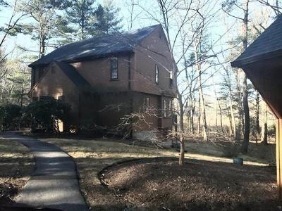 Duxbury Single Family Home For Sale: 521 West #1