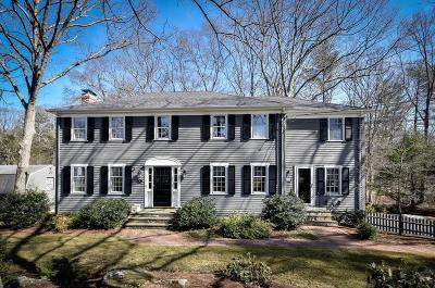 Sherborn Single Family Home For Sale: 4 Oldfield Dr