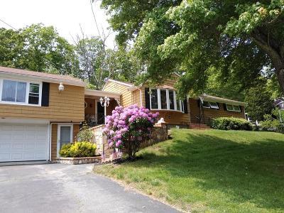 RI-Newport County Single Family Home Back On Market: 45 Campion Ave
