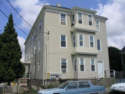 Fall River Multi Family Home For Sale: 257 Flint St