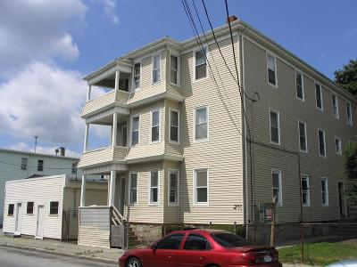 Fall River Multi Family Home For Sale: 273-277 Flint St