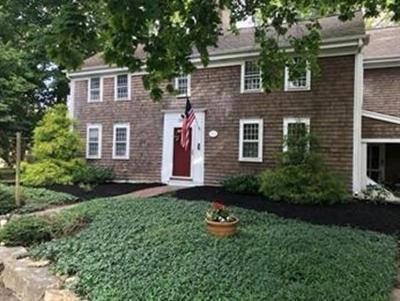 Wareham Single Family Home For Sale: 709 Main St