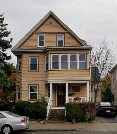 Multi Family Home Under Agreement: 337 Highland Ave