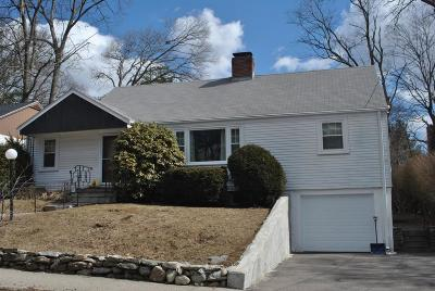 Newton Single Family Home For Sale: 246 Woodcliff Rd.