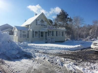 MA-Norfolk County Commercial For Sale: 807 Chief Justice Cushing Hwy