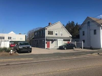 MA-Norfolk County Commercial For Sale: 148 North Franklin Street