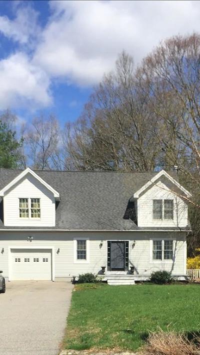Shrewsbury Single Family Home For Sale: 488 Oak Street
