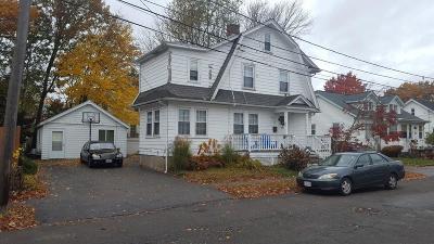 Milton Single Family Home Under Agreement: 73 Harold Street