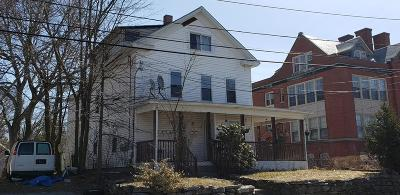 Webster Multi Family Home For Sale: 12 Prospect St