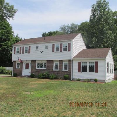 Canton Single Family Home For Sale: 1299 Washington Street