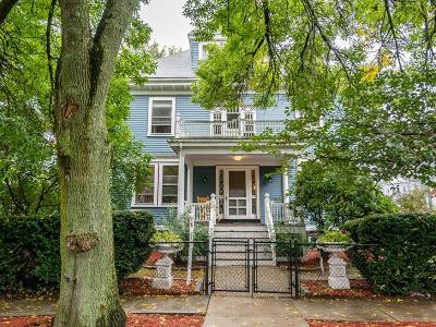 Boston Single Family Home For Sale: 23 Florida St
