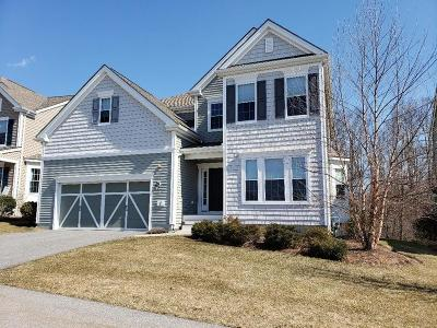 Hopkinton Single Family Home Under Agreement: 7 Warmstone Way #7
