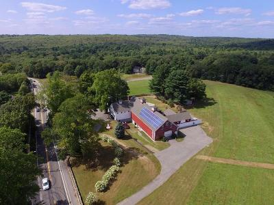 Wrentham Single Family Home For Sale: 760 West Street