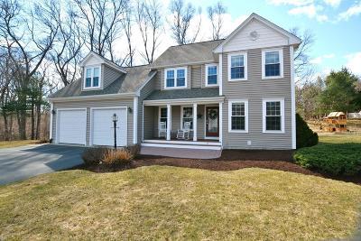 Attleboro Single Family Home Under Agreement: 11 Westbrook Ln