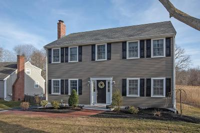 Hingham Single Family Home For Sale: 20 Bradley Park Dr
