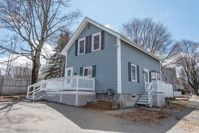 North Andover Single Family Home Price Changed: 14 2nd St