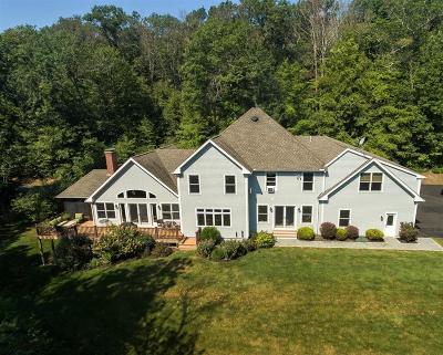 Pomfret Single Family Home For Sale: 133 Clapp Rd
