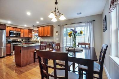 Hanson Single Family Home Contingent: 74 Progress Way #74