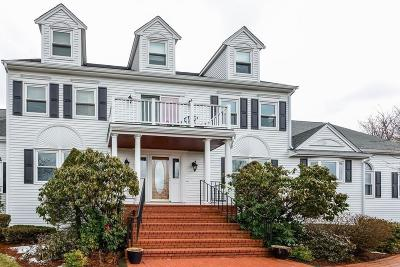 Foxboro Single Family Home For Sale: 20 Hayden Dr