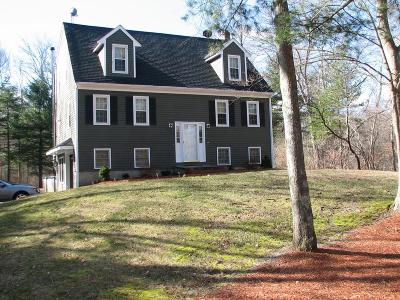 Seekonk Single Family Home For Sale: 395 Woodland Ave