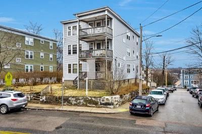 Multi Family Home For Sale: 167 Forest Hills St