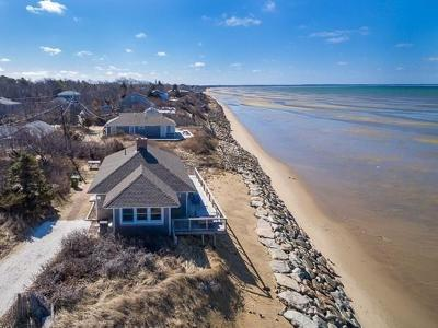 Eastham Single Family Home For Sale: 125 Bay Rd