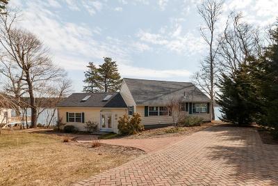 Mashpee Single Family Home For Sale: 59 Horseshoe Bend Way