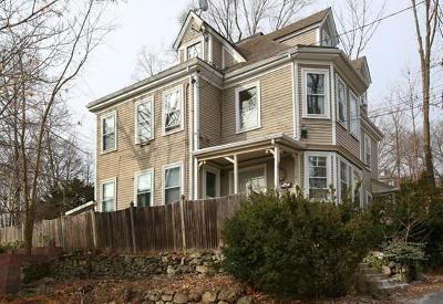 Single Family Home For Sale: 6-8 Lamartine Terrace